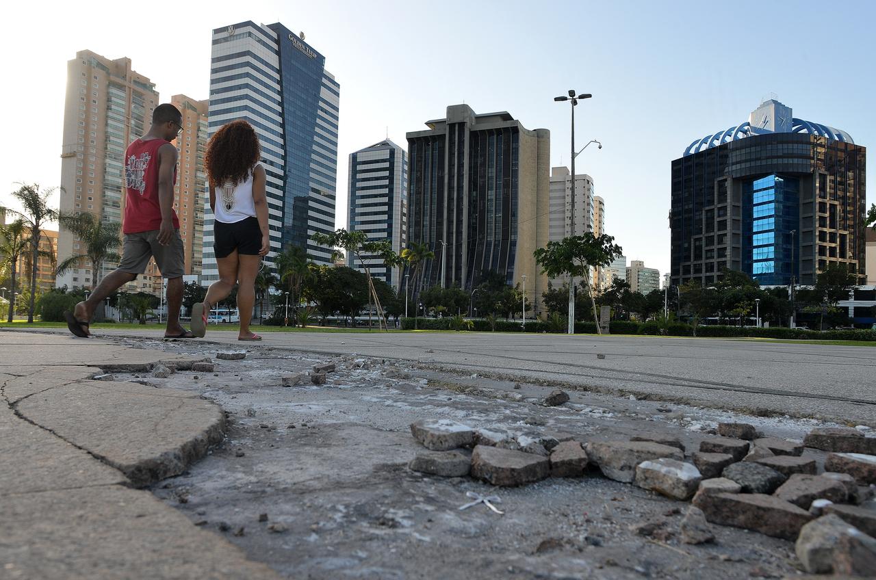 Praça do Papa, em Vitória, será revitalizada