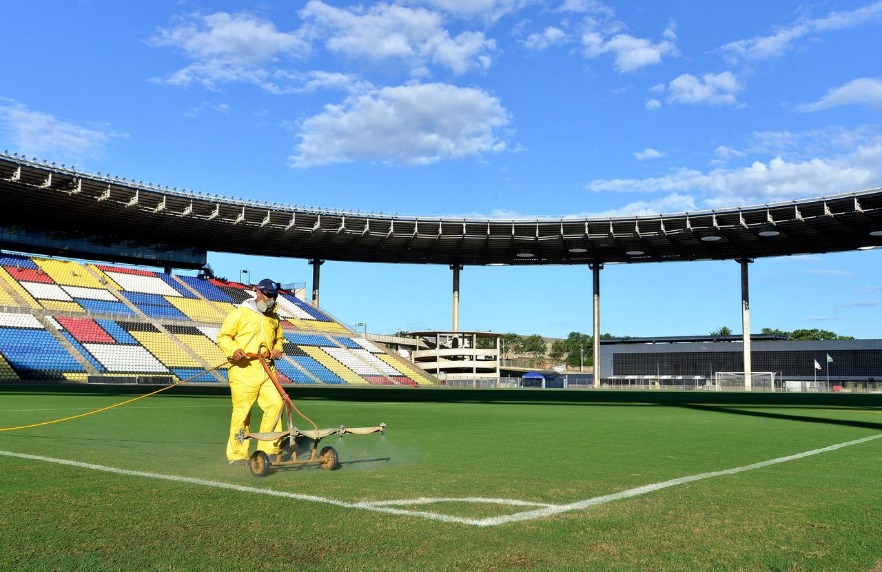 Estádio Kleber Andrade