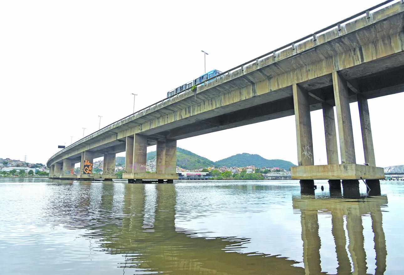 Segunda Ponte será reformada