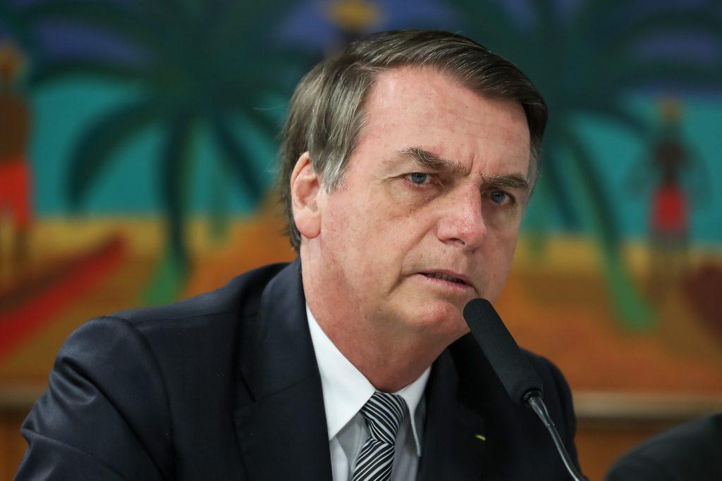 Rede Globo reage a Bolsonaro e diz que é 'independente para informar'. Foto: Marcos Corrêa/PR