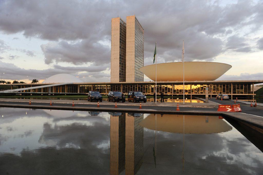 Congresso promulga a reforma da Previdência nesta terça. Foto: Jonas Pereira/Agência Senado