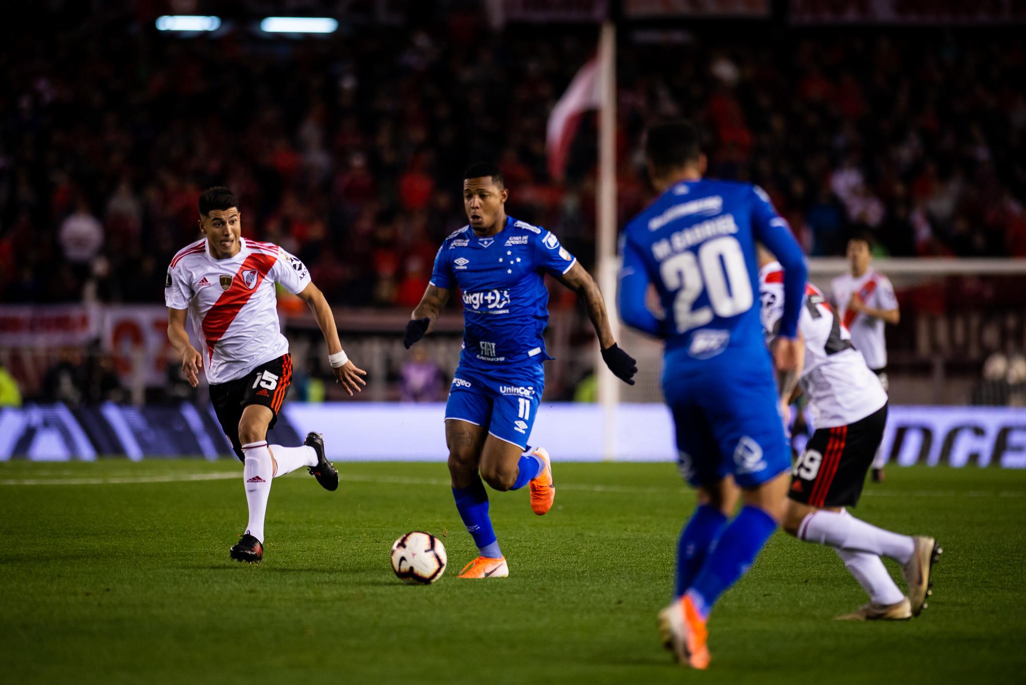 Cruzeiro x River Plate