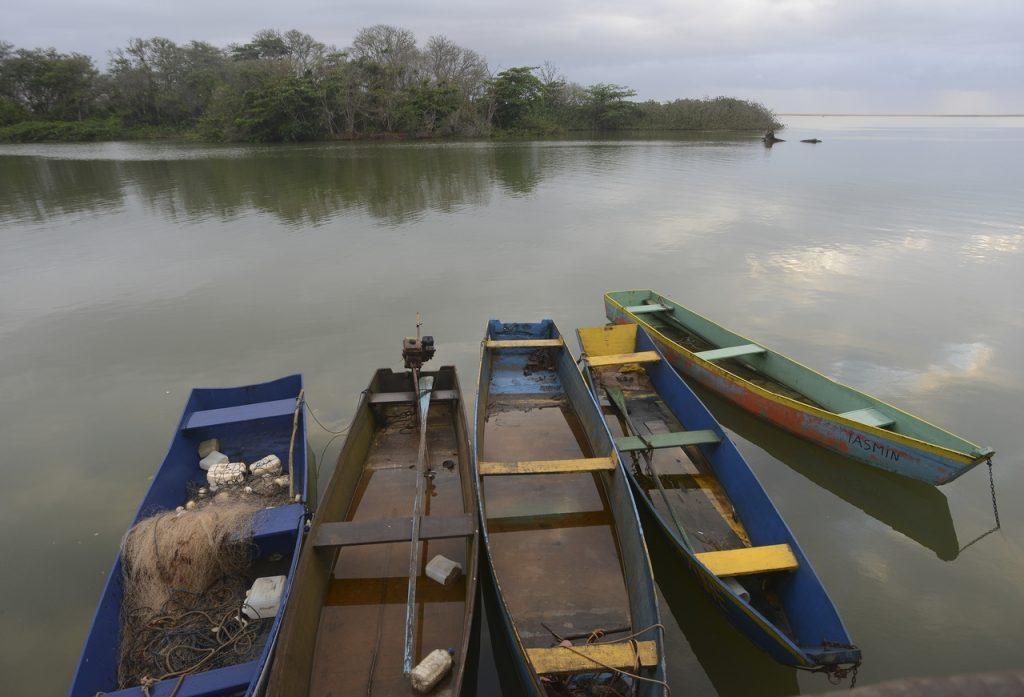 Comunidade foi atingida por lama do rio Doce há quatro anos. Foto: Chico Guedes