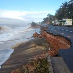 Erosão Rodovia do Sol, Meaípe