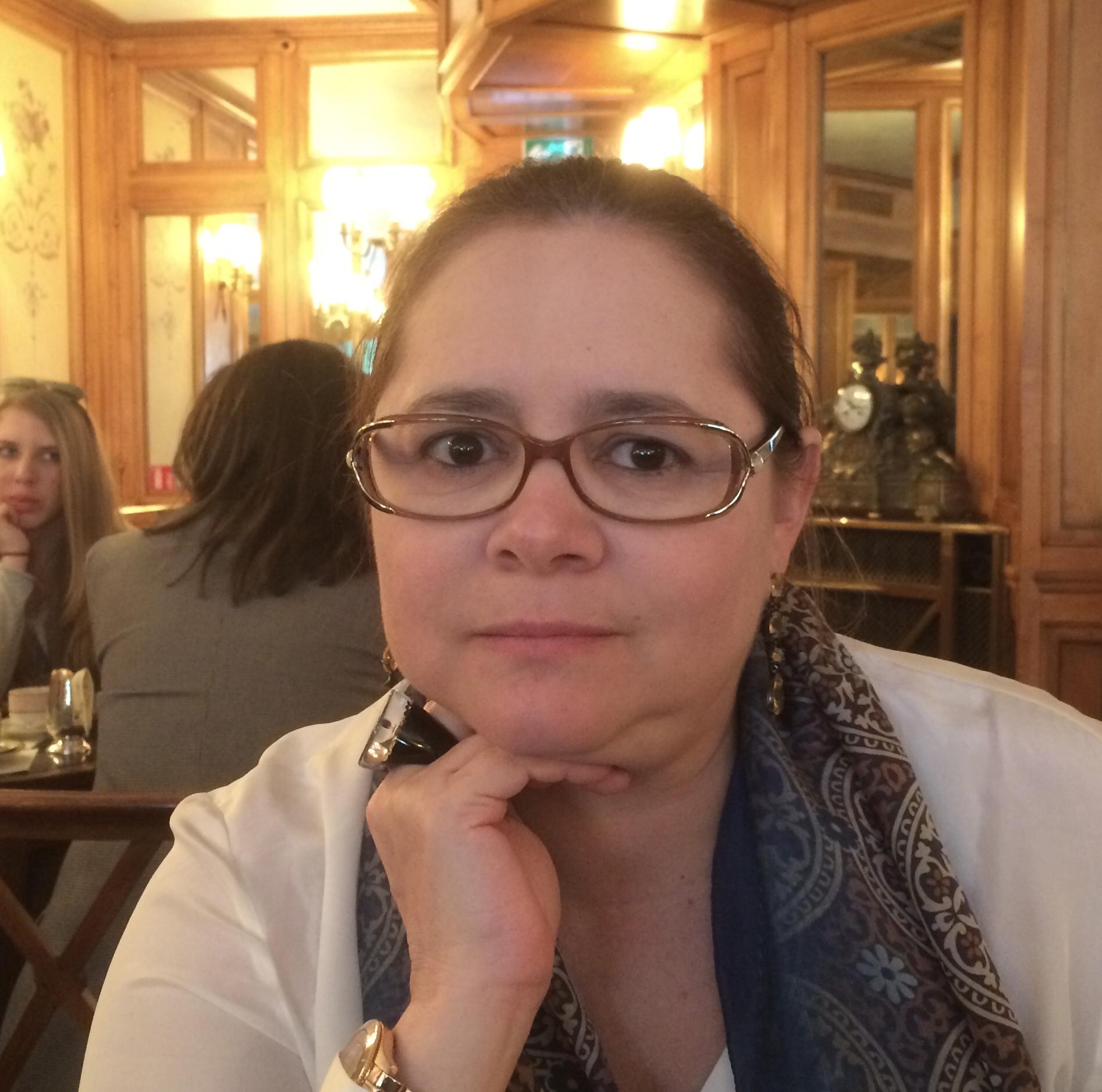 Claudia Câmara do Vale, professora do departamento de Geografia da Ufes