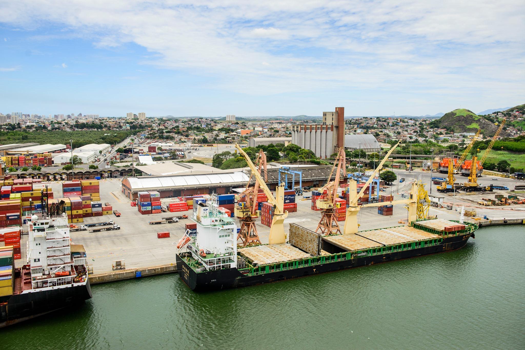 Porto de Vitória