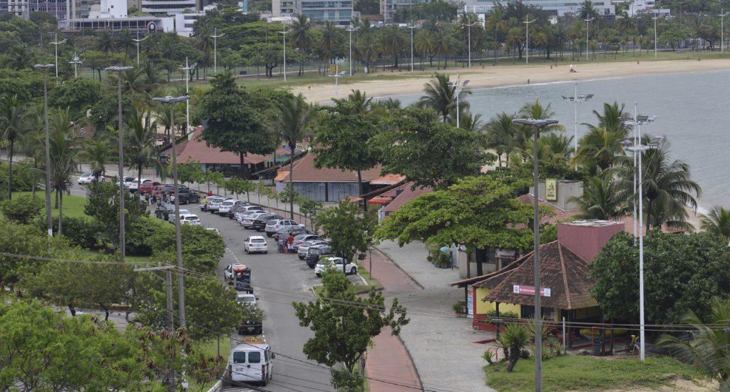 Prefeitura abre novo edital para quiosques da Curva da Jurema. Foto: Chico Guedes