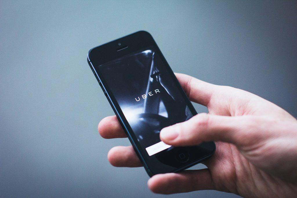 Uber permitirá gravação de áudio durante viagem. Foto: Pixabay
