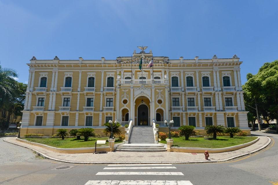 Palácio Anchieta, sede do Governo do Espírito Santo, em Vitória.