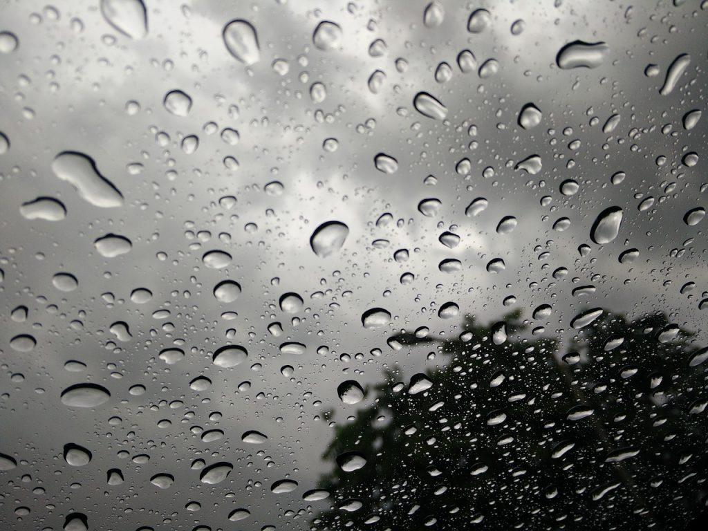 Inpe emite alerta de forte chuva para o Espírito Santo. Foto: Pixabay