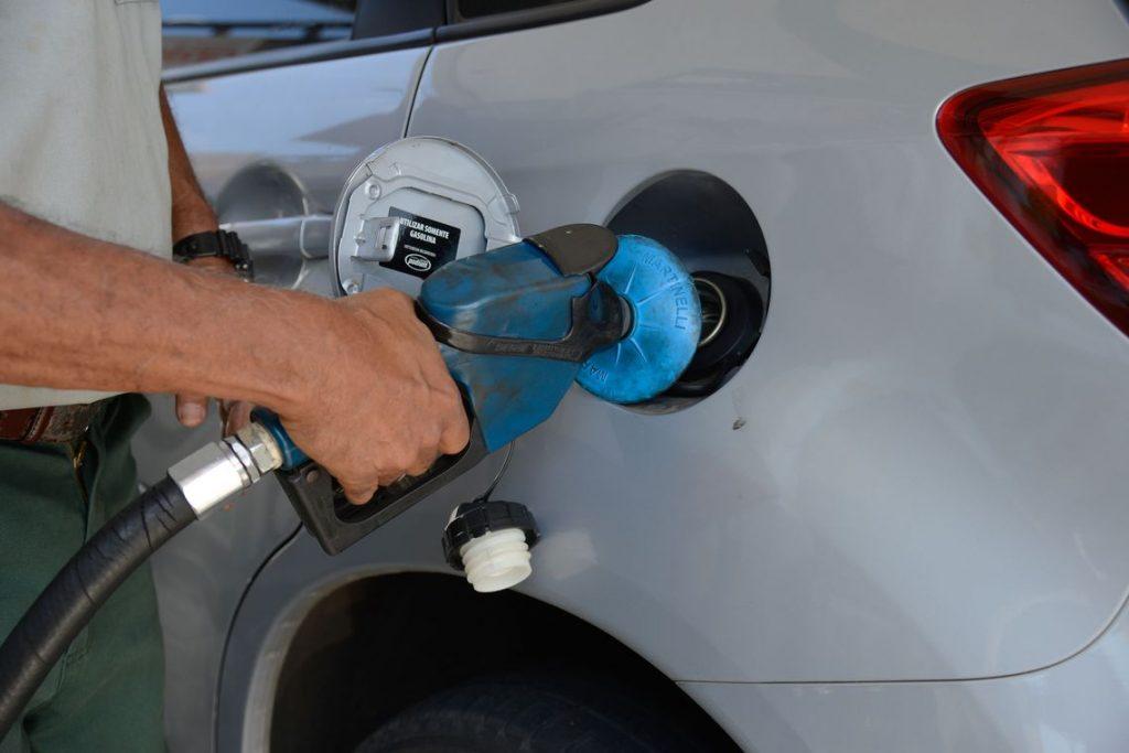 Combustível Gasolina