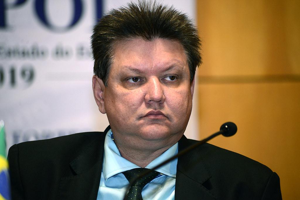 Deputado Estadual Euclério Sampaio