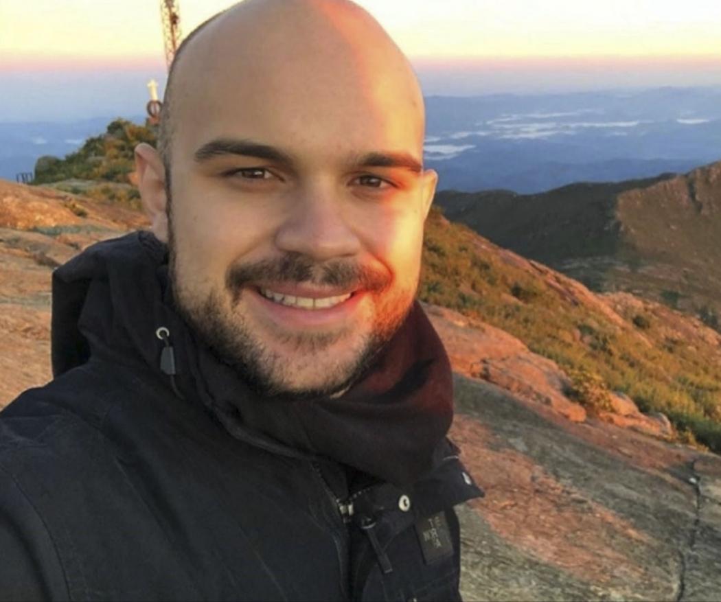 Oswaldo Venturini deixou a prisão nesta terça-feira (24). Foto: Reprodução