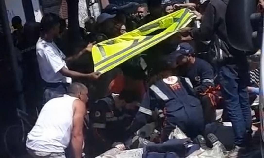 Homem morre após acidente com patinete elétrico em Belo Horizonte. Foto: Reprodução/Redes Sociais