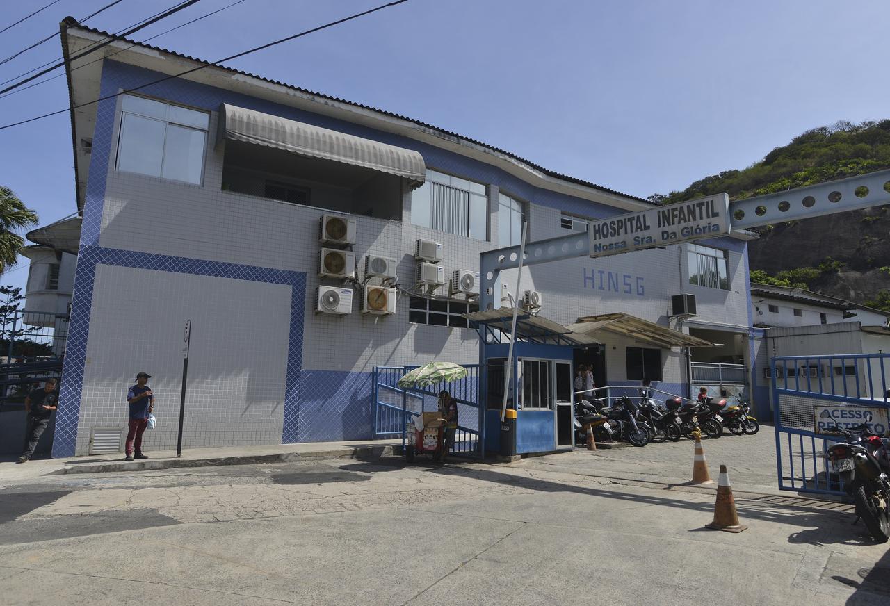 Hospital Infantil de Vitória. Foto: Chico Guedes
