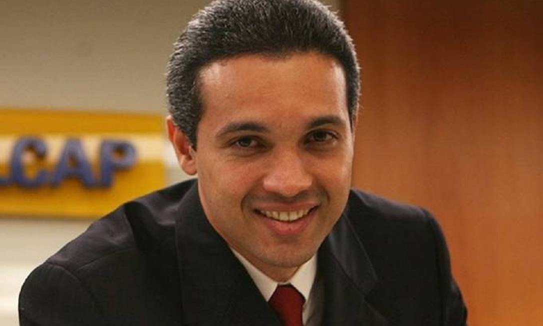 Márcio Lobão, filho do ex-ministro, foi preso preventivamente no Rio. Foto: Divulgação
