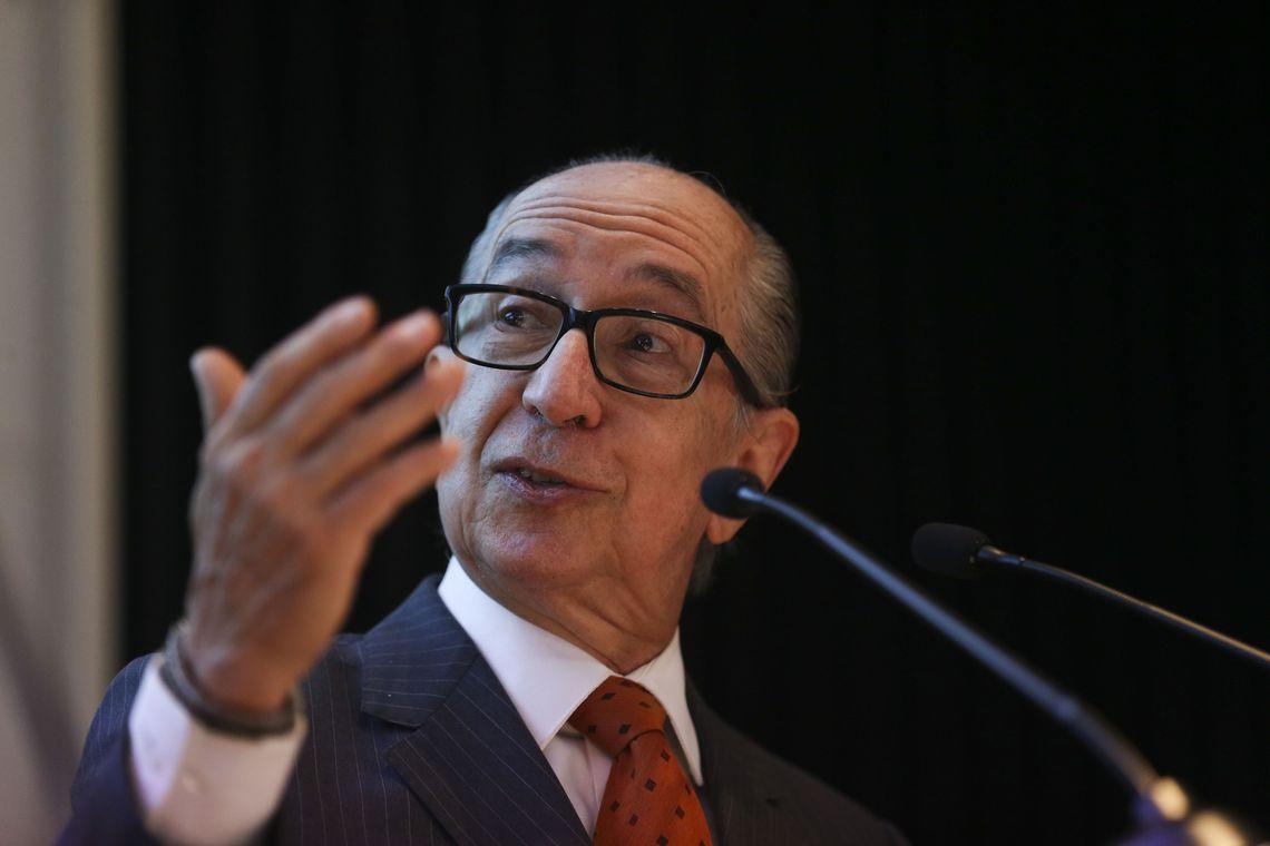 Marcos Cintra é exonerado do cargo de secretário da Receita Federal. Foto: José Cruz/Agência Brasil