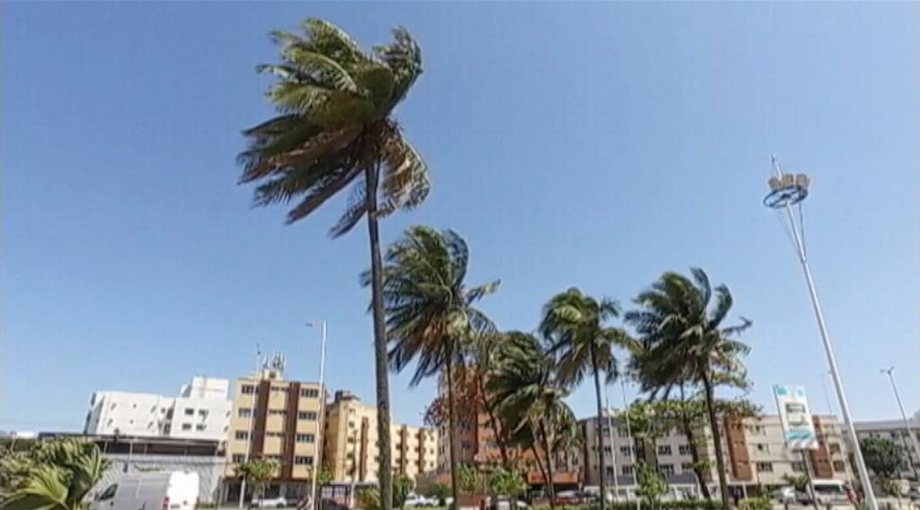 Marinha emite alerta pra ventos fortes no Espírito Santo. Foto: Getúlio Costa