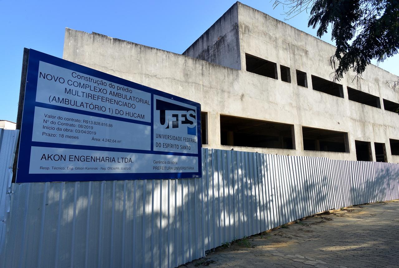 OBRA HOSPITAL DAS CLÍNICAS