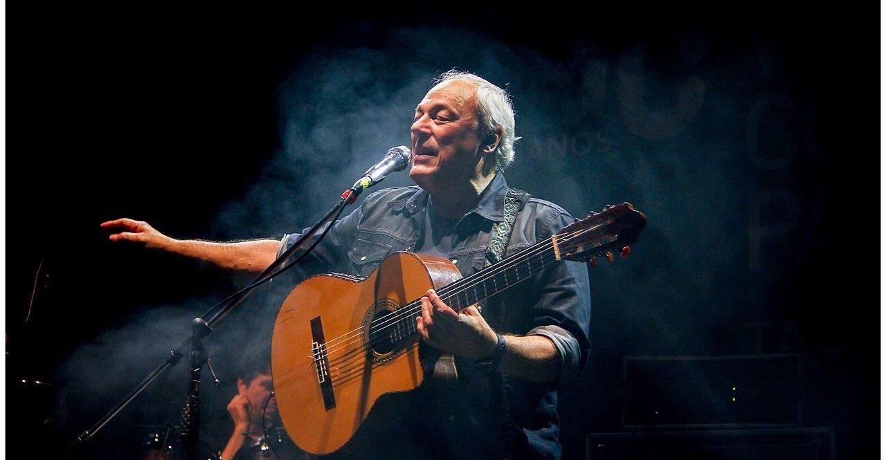 Toquinho participa de turnê que celebra momentos importantes da MPB, junto com Ivan Lins e MPB4. Eles estarão em Vitória amanhã. Foto: Divulgação