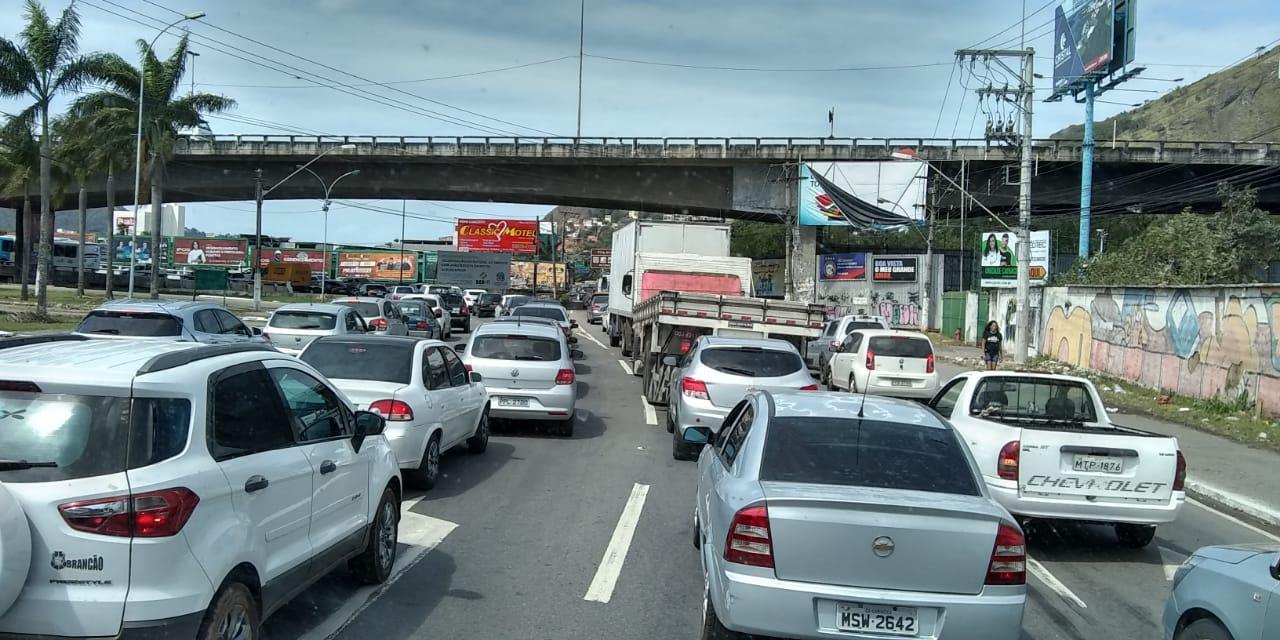 Trânsito Segunda Ponte