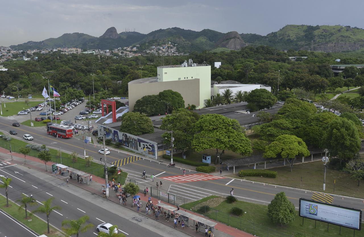 Universidade Federal do Espírito Santo - Ufes. Foto: Chico Guedes