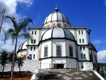 Basílica de Santo Antônio, em Vitória