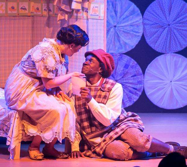 """O musical """"Bituca"""" acontece neste sábado e domingo, na Ufes, em Vitória. Foto: Junior Mandriola"""
