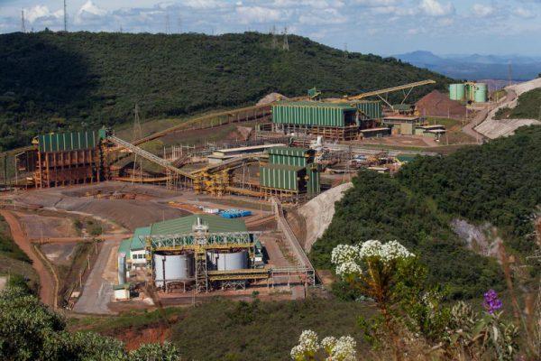 Complexo de Germano, em Minas Gerais. Foto: Divulgação/Samarco