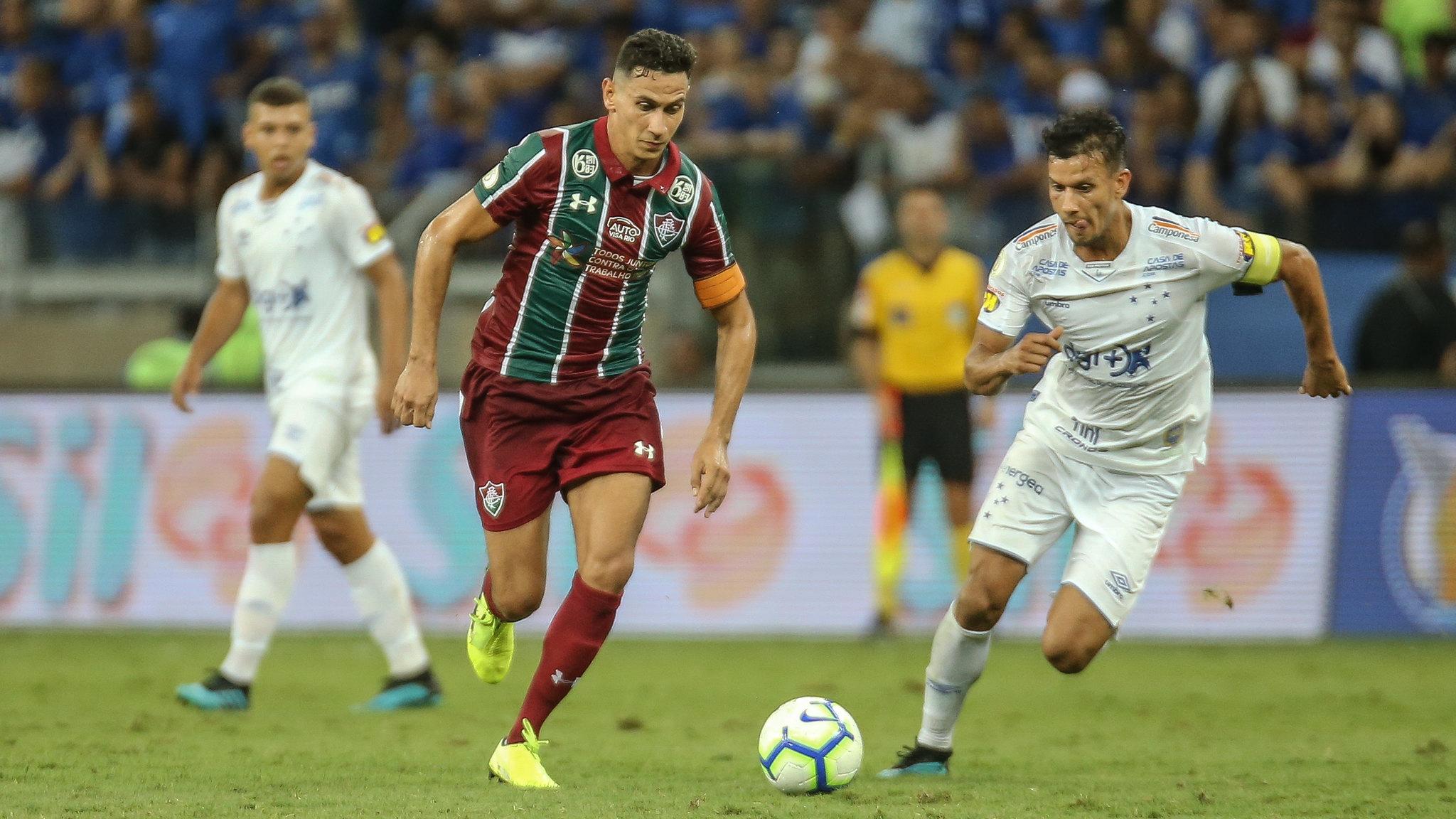 Empate complica o Fluminense que não consegue desgrudar do Z-4. Foto: Lucas Merçon/Fluminense FC