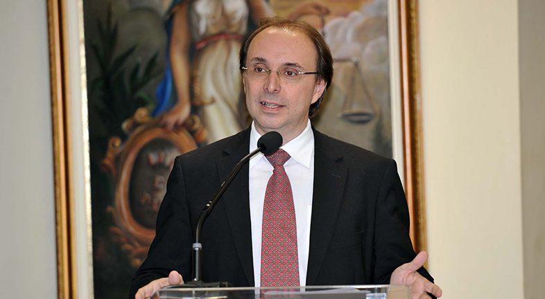 O desembargador Samuel Meira Brasil Júnior. Foto: Reprodução/TJES
