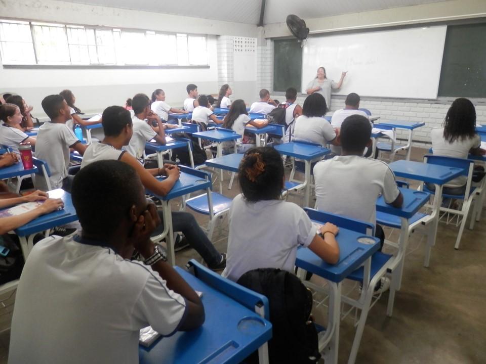 Volta às aulas ameaça idosos e adultos com problemas de saúde, aponta Fiocruz. Foto: Secretaria Estadual de Educação