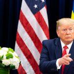 Trump participa de primeiro evento público após ter diagnóstico de Covid-19. Foto: Shealah Craighead/Official White House