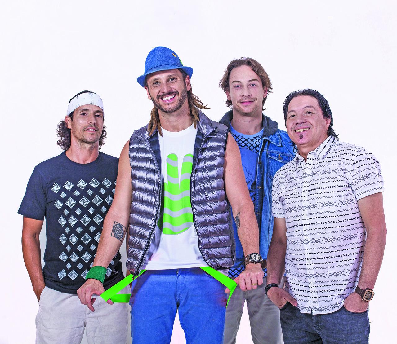 A banda Falamansa se apresenta nesta sexta-feira no Embrazado. Foto: Divulgação