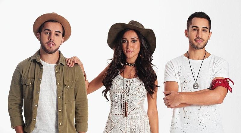 O trio Melin se apresenta nesta sexta, às 21h, no Embrazado. Foto: Divulgação