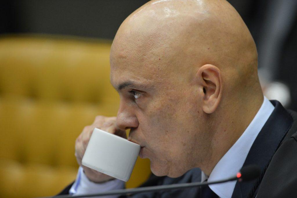 Alexandre suspende nomeação de Ramagem para chefia da Polícia Federal. Foto: Fabio Rodrigues Pozzebom/Agência Brasil