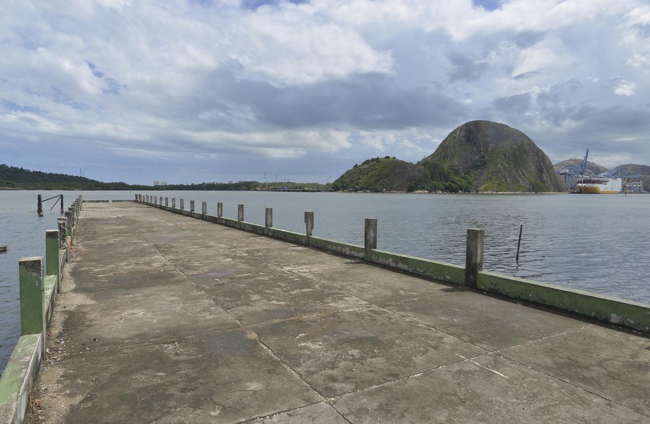 Aquaviário operou em Vitória até a década de 90. Foto: Chico Guedes