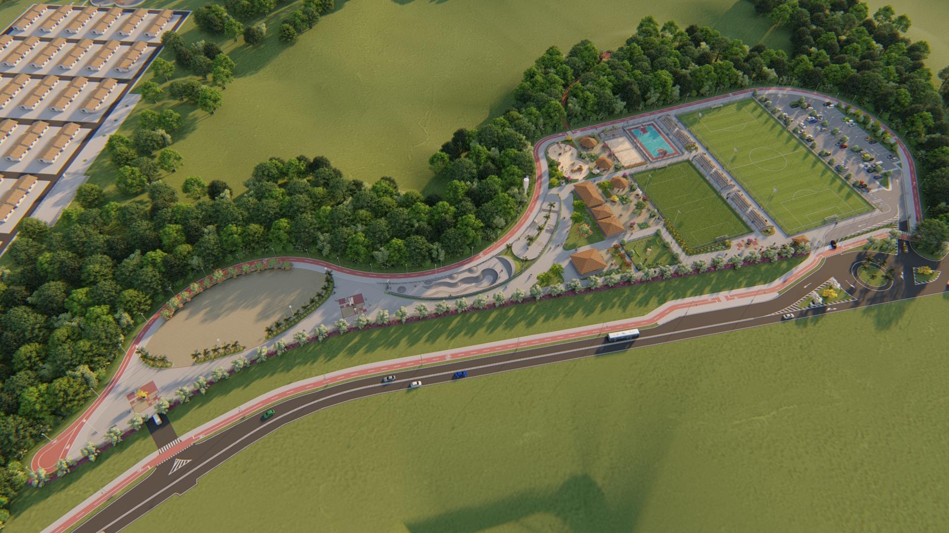 Local contará com 30 mil m2 e investimento de R$ 30 milhões | vale/divulgação