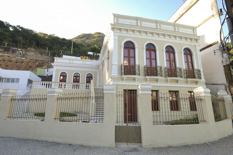 A saída do passeio acontece na Casa Porto. Foto: Divulgação