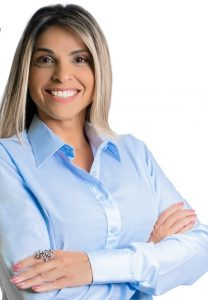 """Surama Freitas representa a chapa """"Nosso partido é a Ufes"""". O candidato a vice ainda está sendo definido. Foto: Divulgação"""