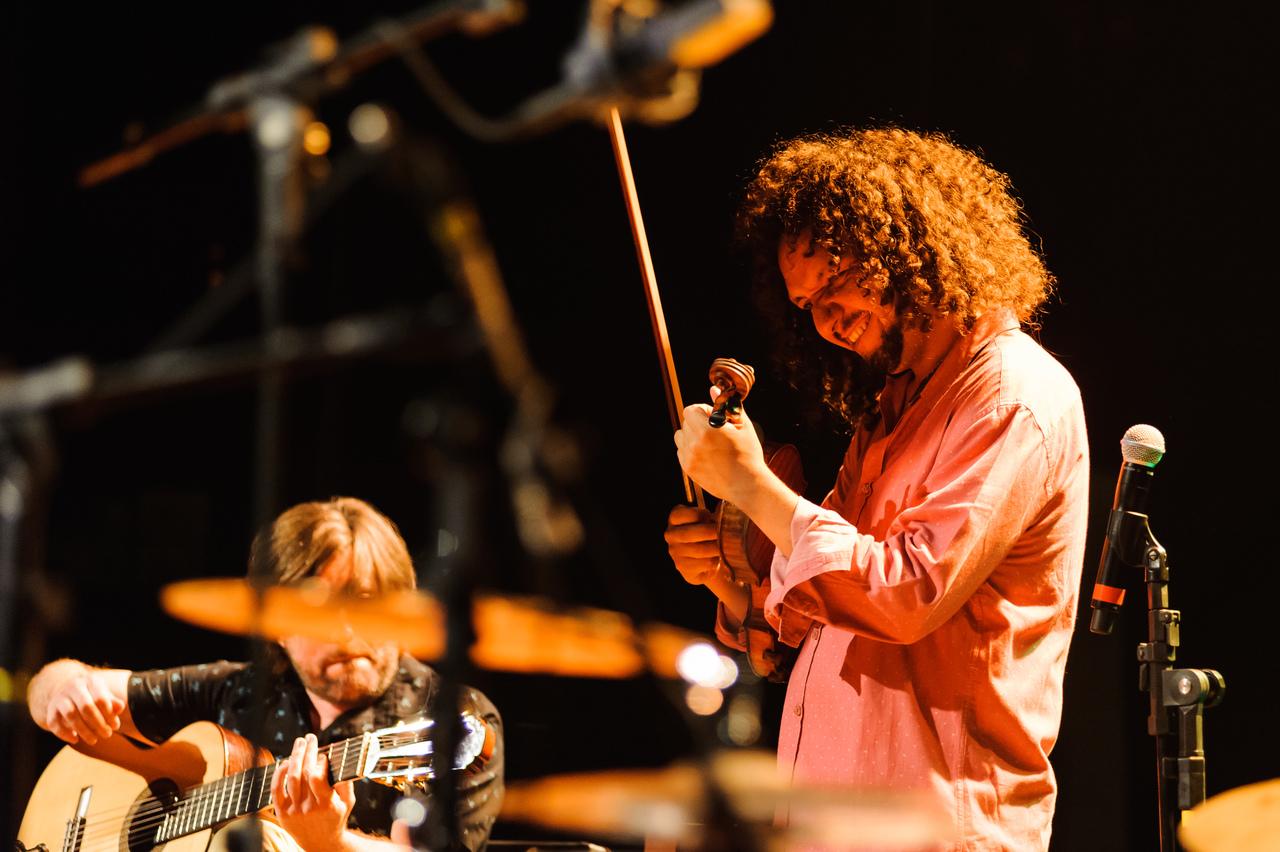 Herz ganhou fama internacional por misturar ritmos brasileiros, africanos e jazz. Foto: Rogério Von Kruger/Divulgação