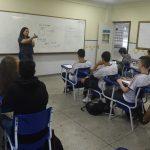 Prazo para adesão ao programa Tempo de Aprender termina nesta quarta. Foto: Secretaria Estadual de Educação