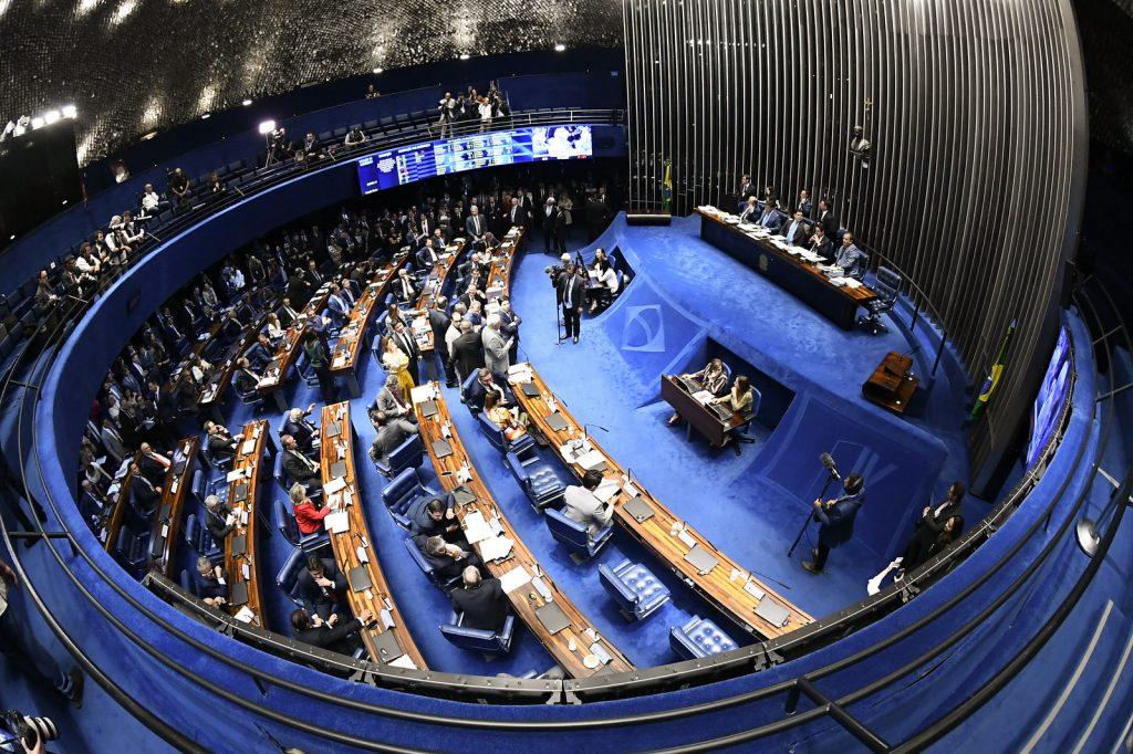 Senadores apresentam PEC para liberar dados do Coaf. Foto: Marcos Oliveira/Agência Senado