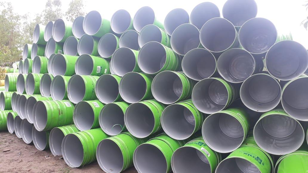Cada um tambor tem capacidade para armazenar até 200 litros. Foto: Divulgação