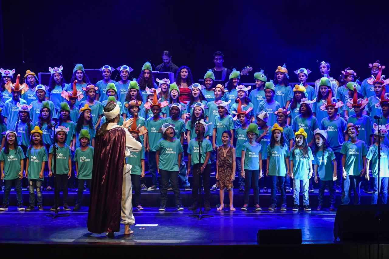 """Coral vai interpretar canções como """"Sítio do Picapau Amarelo"""", de Gilberto Gil. Foto: Mosaico Imagem/Divulgação"""