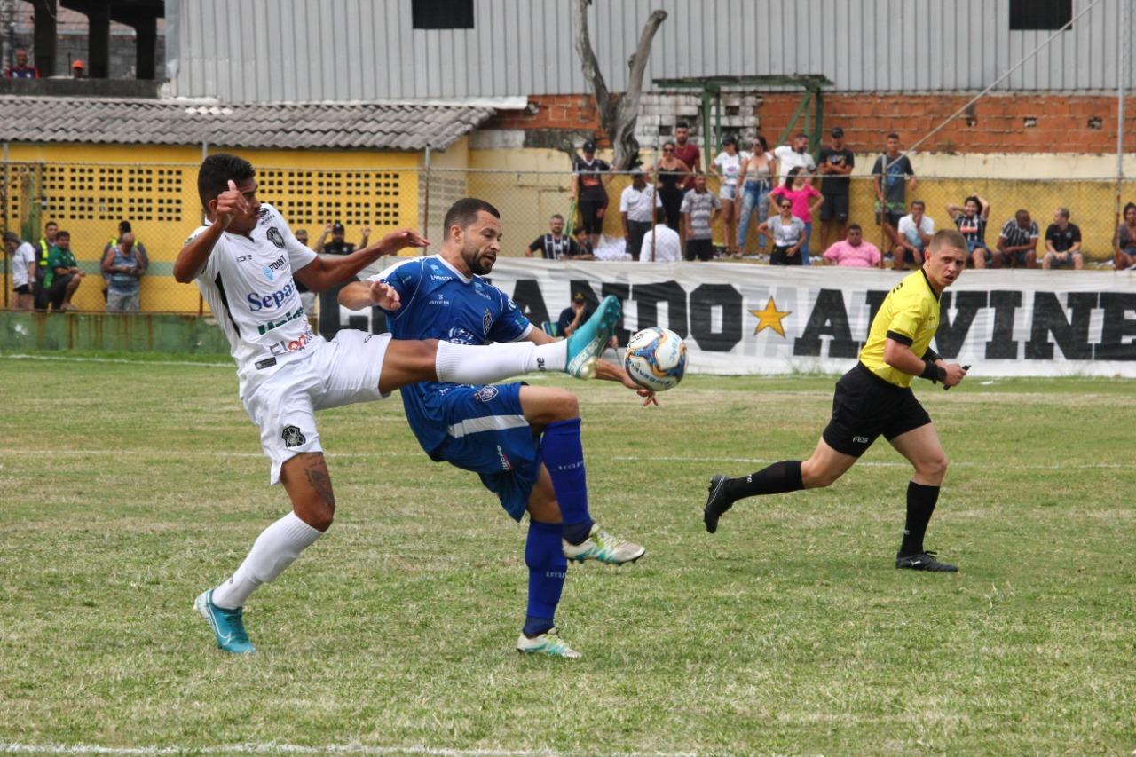 Rio Branco e Vitória se enfrentaram no último sábado no estádio Gil Bernardes, em Vila Velha, e o placar não saiu do 0 a 0. Foto: Alberto Borém/Vitória F.C