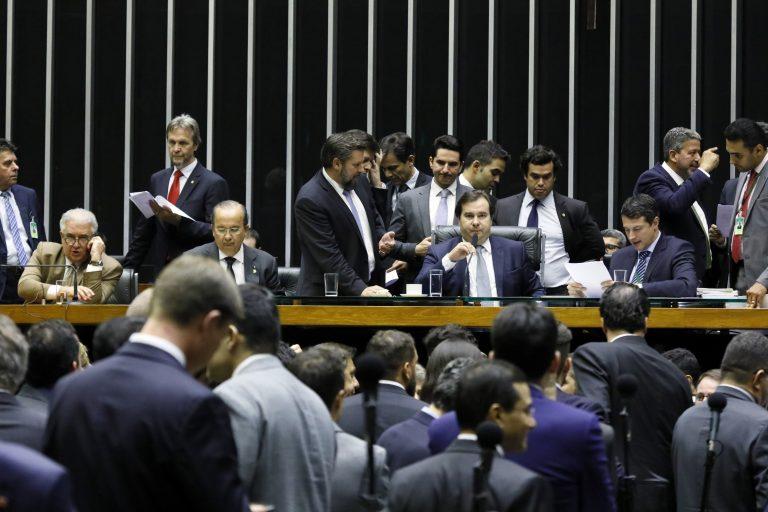 Deputados aprovaram projeto após acordo para que as regras atendam a todos os estados. Foto: Luis Macedo/Câmara dos Deputados