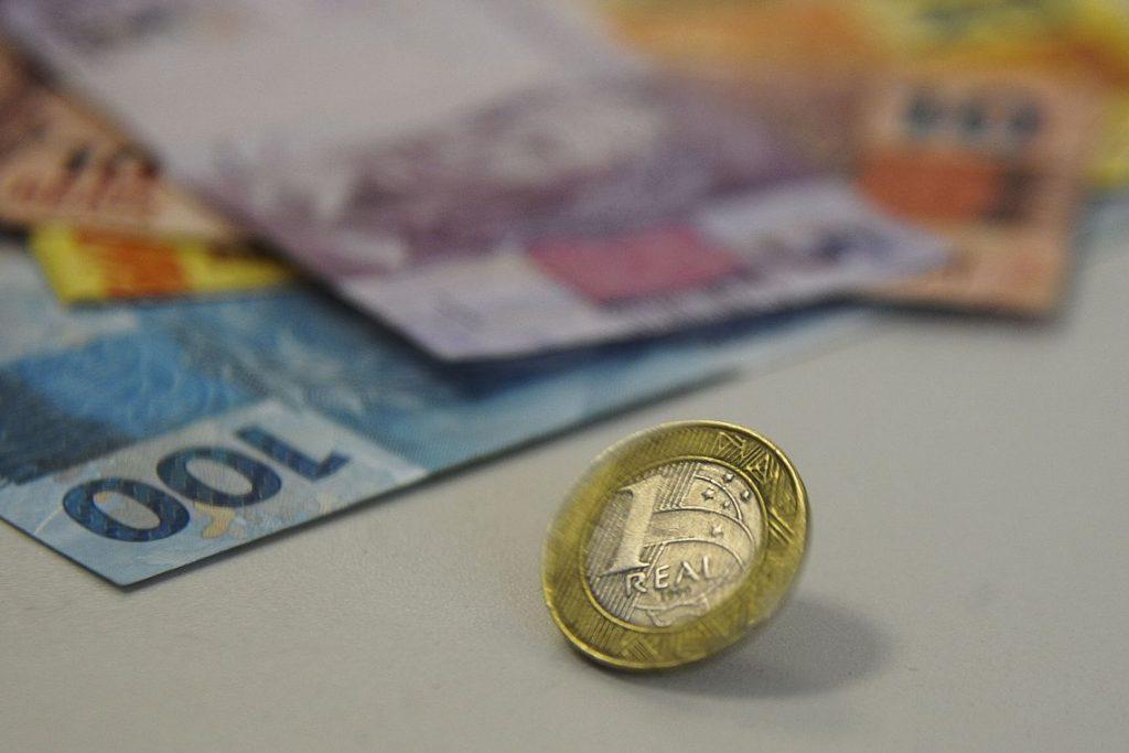 Dinheiro; moeda; economia. Foto: Marcello Casal Jr./Agência Brasil
