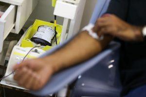 No dia nacional do Doador de Sangue, Ministério da Saúde reforça importância da doação. Foto: Marcelo Camargo/Agência Brasil