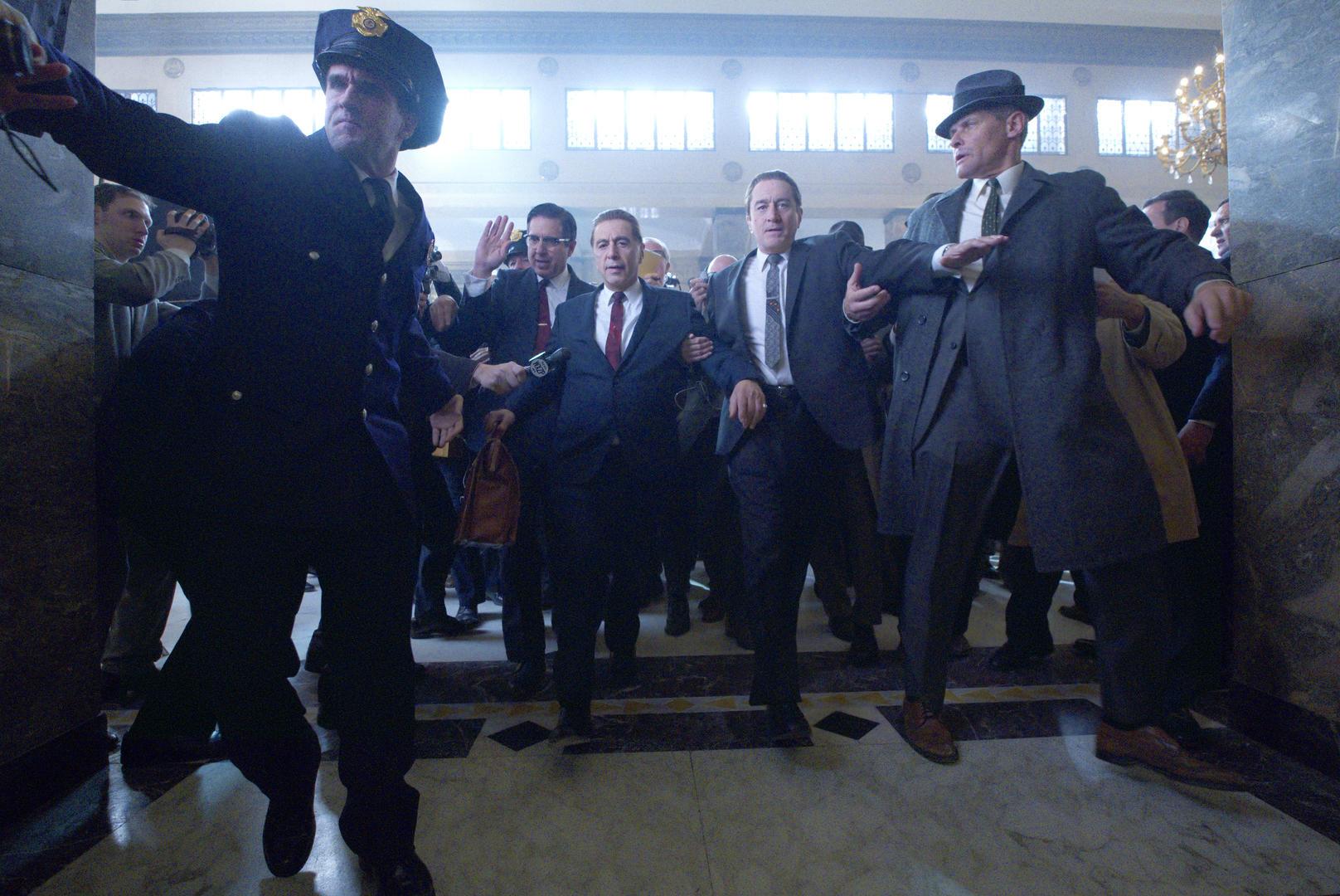"""Filme """"O Irlandês"""" está em cartaz em Vitória. Foto: Divulgação"""